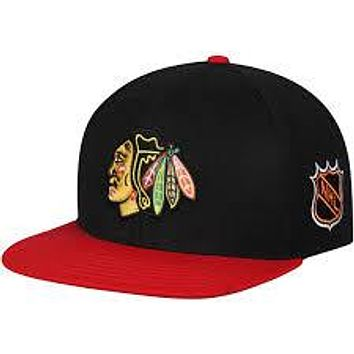 Chicago Blackhawks Blockhead Hat