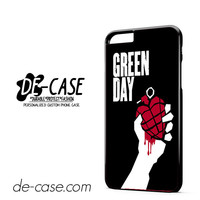 Green Day Band DEAL-4856 Apple Phonecase Cover For Iphone 6/ 6S Plus