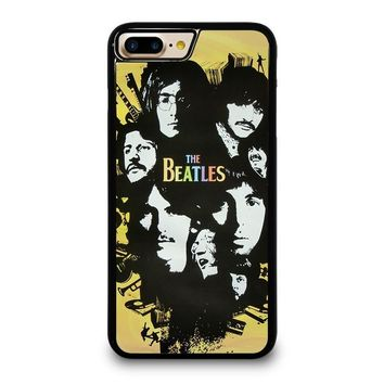THE BEATLES 6 iPhone 4/4S 5/5S/SE 5C 6/6S 7 8 Plus X Case