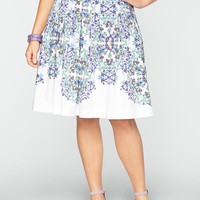 Talbots - Kaleidoscope Pleated Skirt | Skirts | Misses
