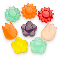 Awesome Blossoms Gummy Flowers Candy: 5LB Bag