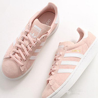 Adidas stan smith trendy men and women fashion sports shoes shellfish shoes F Pink