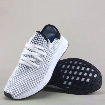 ... arrives 728e4 b341b Trendsetter Adidas Deerupt Runner Fashion Casual  Sneakers Sport Shoes ... 3905aa2557de