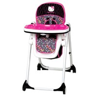 Hello Kitty Pin Wheel Mylift High Chair by Baby Trend (Pink)