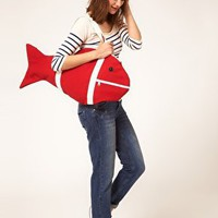 ASOS | ASOS Canvas Fish Shopper at ASOS