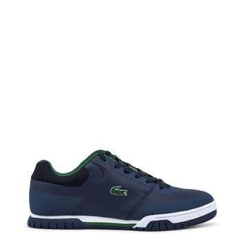 """Men's Navy Blue """"Lacoste INDIANA-EVO"""" Athletic Shoes"""