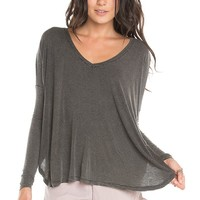 Brandy ♥ Melville |  Ivory Top - Just In