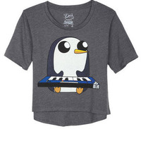 ADVENTURE TIME PENGUIN XS GREY        *DR