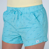 Southern Tide Ladies Skipjack Lounge Shorts