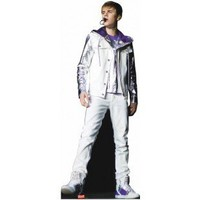 Advanced Graphics Justin Bieber cardboard Standup 1021