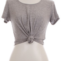Knotting Hill Crop Top   Bloody-Fabulous