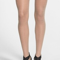 Women's Calvin Klein Lacy Sheer Control Top Pantyhose,