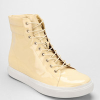 Jeffrey Campbell The Damned Logo High-Top Sneaker - Urban Outfitters