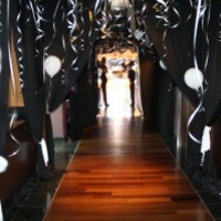 A Black & White Ball on Seabourn Quest World Cruise