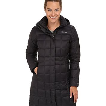 Columbia Hexbreaker™ Long Down Jacket