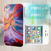 unique iphone case, i phone 4 4s 5 case,cool cute iphone4 iphone4s 5 case,stylish plastic rubber cases cover, abstract girl elegant  bp2928