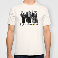 Friends T-shirt by Bad Tees