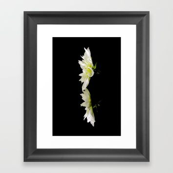 Double Delight Framed Art Print by Peaky40