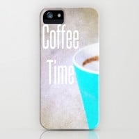 Coffee Time  - JUSTART © iPhone & iPod Case by JUSTART