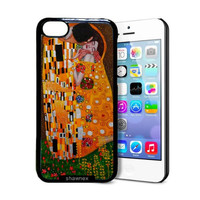 Shawnex The Kiss By Gustav Klimt iPhone 5C Case - Thin Shell Plastic Protective Case iPhone 5C Case