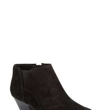 Women's Ivanka Trump 'Rumi' Almond Toe Ankle Bootie,