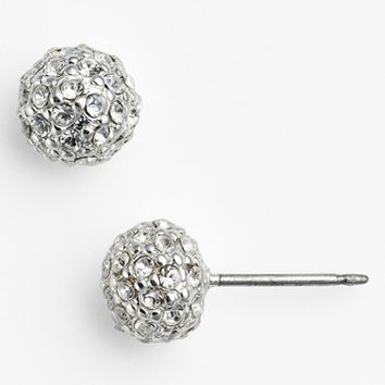 Women's Lauren Ralph Lauren Pave Crystal Stud Earrings