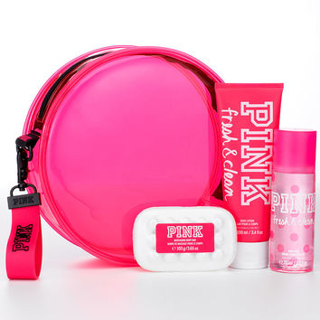 Fresh & Clean Kit - PINK - Victoria's Secret