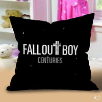 Fall out boy centuries Pillow cases cheap and best quality. *100% money back guarantee
