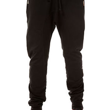 The Harem Sweatpants in Black