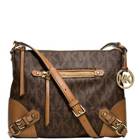 Michael Michael Kors Fallon Medium Messenger Bag