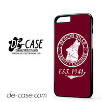 Teen Wolf Beacon Hills Varsity Lacrosse DEAL-10564 Apple Phonecase Cover For Iphone 6 / 6S