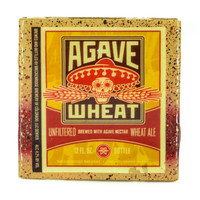 Breckenridge Brewing - Agave Wheat - Handmade Recycled Tile Coaster