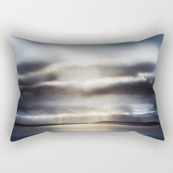 Welcome Rectangular Pillow by HappyMelvin | Society6
