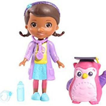 Doc McStuffins Eye Doc Doll with Hootsberg
