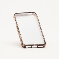 Vans Phone Case for iPhone 5 - Leopard