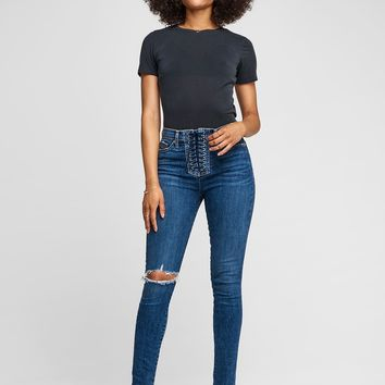 Bullocks Rise Up Jeans in Unapologetic | Hudson Jeans