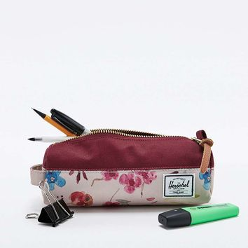Herschel Supply co. Floral Settlement Pencil Case - Urban Outfitters