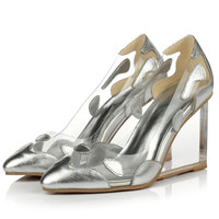Transparent Wedges Platform