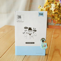 Korea cute codebook cute book with a lock book student diary children notebook for kids-in Notebooks from Office & School Supplies on Aliexpress.com | Alibaba Group