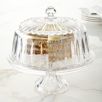 GODINGER SILVER ART CO Stratford 4-in-1 Cake Dome
