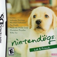 Nintendogs Lab and Friends DS Game