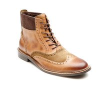 BROGUE WINGTIP BOOT