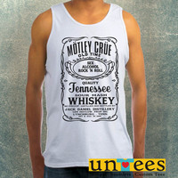 Motley Crue Clothing Tank Top For Mens