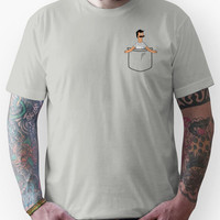 Pocket Bob Unisex T-Shirt