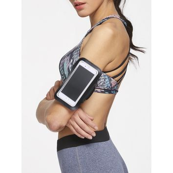 Black 5.Mobile Phone Arm Belt
