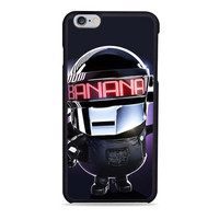 Minion Daft Punk Banana Iphone cases