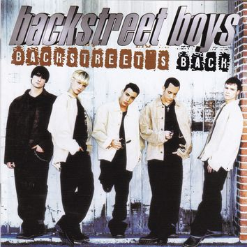 Backstreet Boys | Backstreet's Back | Used Music CD