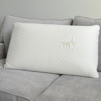 Home Fashion Designs Premium Shredded Memory Foam Pillow | Overstock.com Shopping - The Best Deals on Memory Foam Pillows