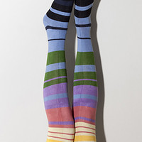 Sunrise Knee High Patterned Socks