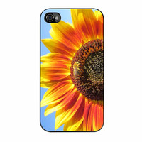 Sun Flower Shine iPhone 4 Case
